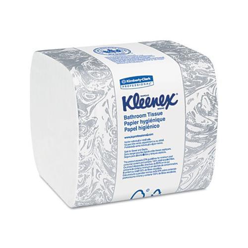Kleenex Hygienic 2-ply Bath Tissue KIM48280