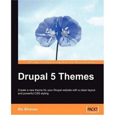 Drupal 5 Themes - eBook