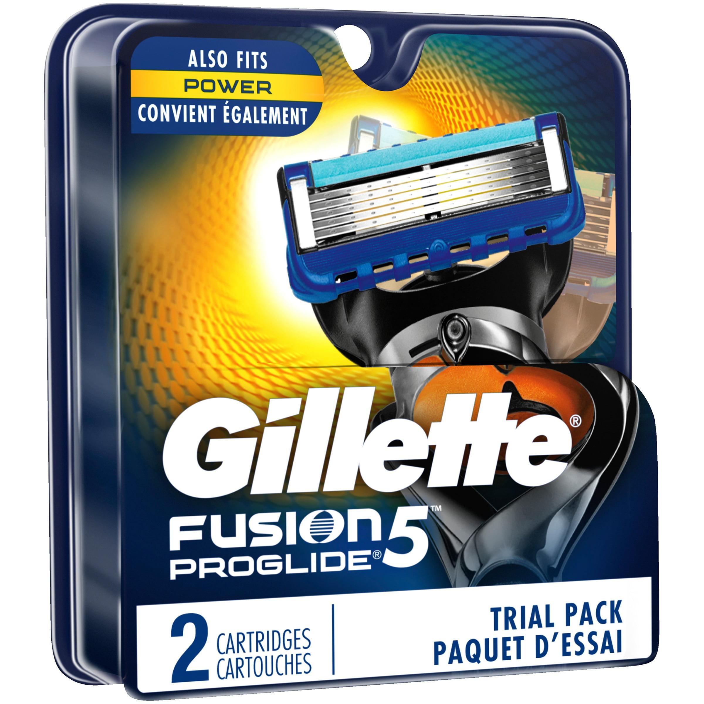Gillette Fusion Proglide Cartridges, 2 count