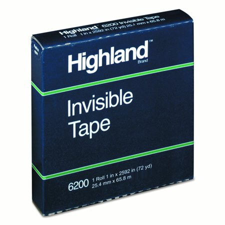 Highland Invisible Tape, 1