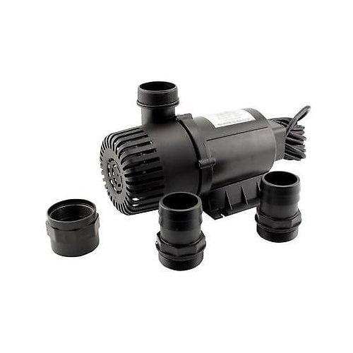 Ecoplus 728340 Eco 7400 Submersible Pump, 7400GPH