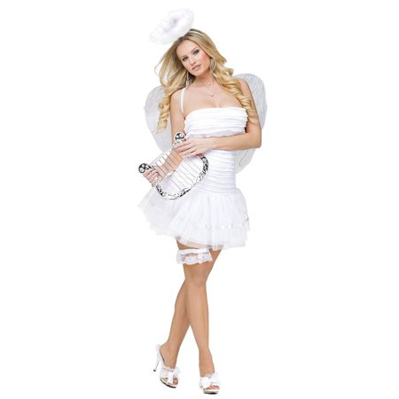 Angelic Heaven on Earth Women's Halloween Costume Size Small/Med (2-8) #121924](Earth Costume Ideas)