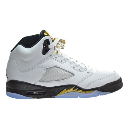 Air Jordan 5 Retro Bg  Gs  Olympic Gold   440888 133