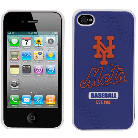 New York Mets Retro Hard iPhone 4/4S Case - No Size