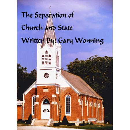The Separation of Church and State - eBook (Separation Of Church And State For Kids)