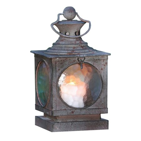HGC Metal Square Hanging Candle Lantern ()