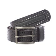 Religion Women's Perforated Leather Belt