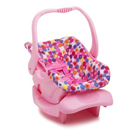 Joovy Toy Car Seat Baby Doll Accessory, - Dolly Seat