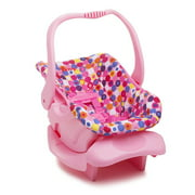 Joovy Toy Car Seat Baby Doll Accessory Pink