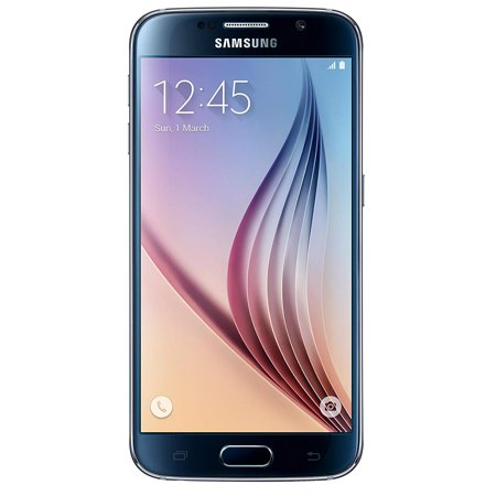 OPENBOX SAMSUNG Galaxy S6 SM-G920V 32GB Verizon + GSM Unlocked Smartphone - Black Sapphire ()