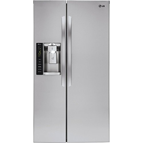 LG LSXS26326S 36 Inch Side-by-Side Refrigerator