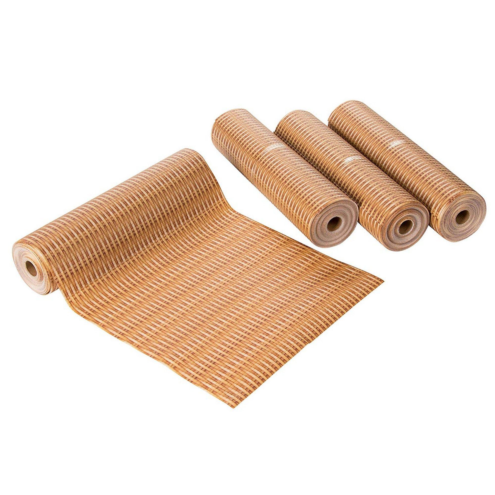 Cabinet Shelf Liner Walmart: 4-Roll Non-Adhesive Non-Slip