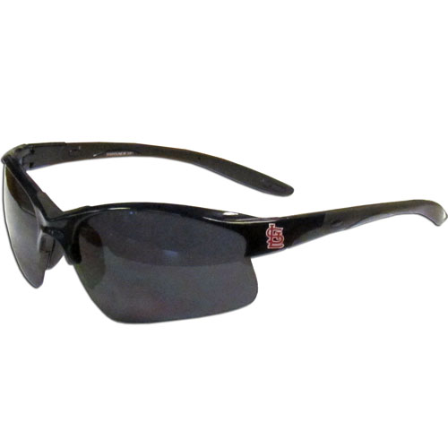 St. Louis Cardinals Official MLB Blade Sunglasses by Siskiyou 157165