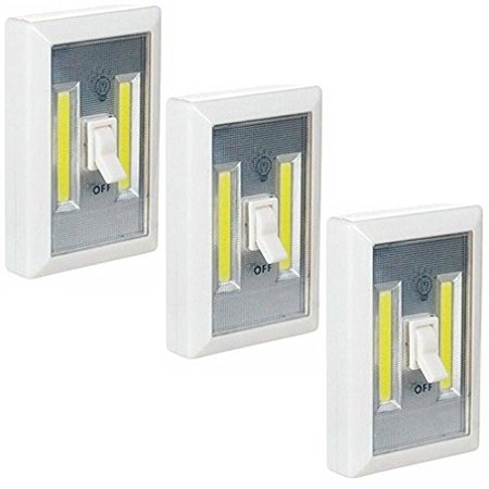 - Promier LED Wireless Light Switch, Under Cabinet, RV, Kitchen, Night Light, C...