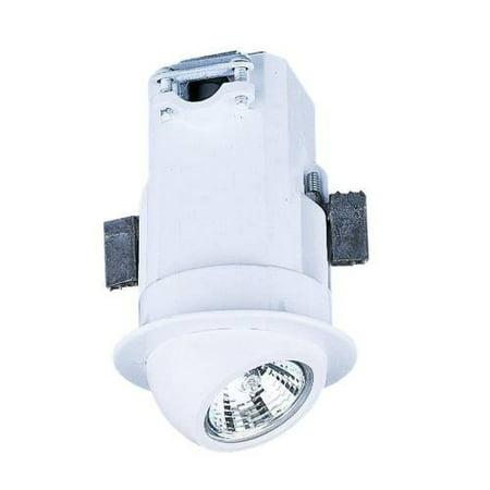Sea Gull Lighting 9424-15 Ambiance LX Miniature Recessed Light White Finish