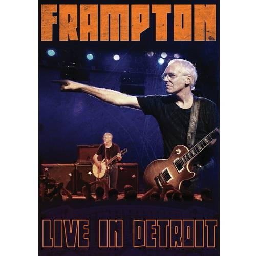 Live In Detroit (Music DVD)