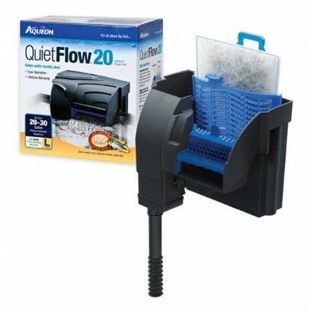 Aqueon supplies aqueon power filter 30 30 45 gallon for Fish tank filter walmart