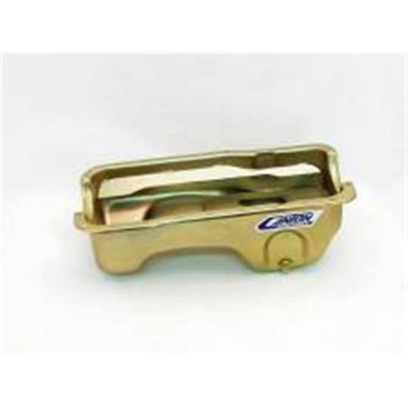 Canton 13-600 5 qt. Steel Drag Race Rear Sump Oil (Drag Race Oil)