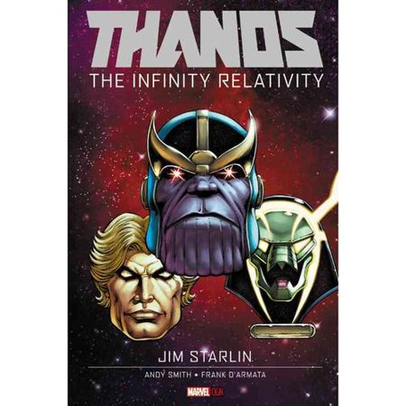 Thanos: The Infinity Relativity by
