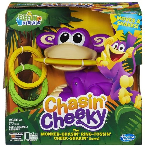 Elefun & Friends Chasin' Cheeky Game
