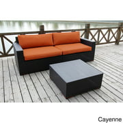 Bellini Home and Garden  3-piece Deep Seating Sofa And Coffee Table