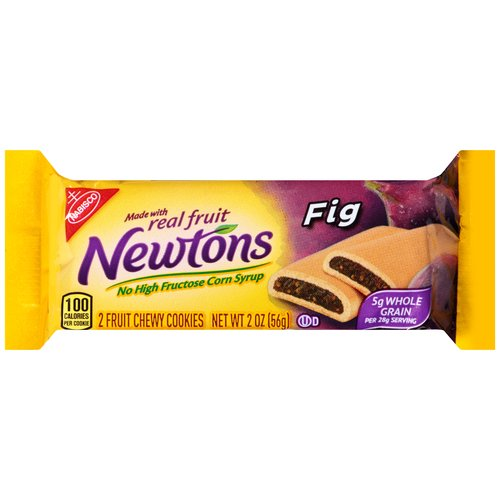 Nabisco Fig Newtons, 2 oz, 2 count