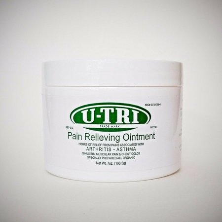 U-Tri Special Formula Pain Relieving Ointment - 7oz Pain Relieving Antiseptic