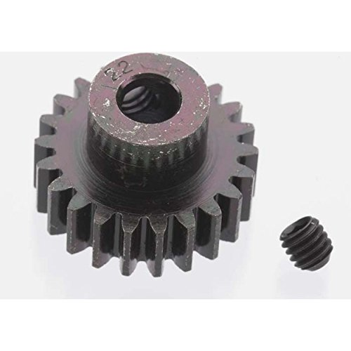 ROBINSON RACING 8622 Extra Hard 22T Blackened Steel 32P Pinion 5mm