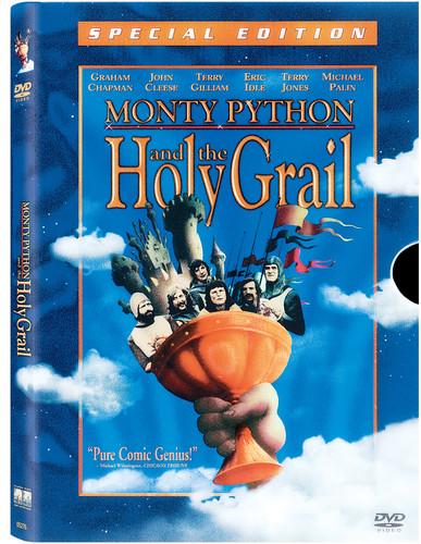 Monty Python and the Holy Grail (Special Edition) (DVD) by Sony Pictures Home