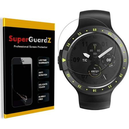 [8-Pack] For Ticwatch S (Sport) - SuperGuardZ Screen Protector, Anti-Glare, Matte, Anti-Fingerprint + 2 Stylus Pens - image 1 de 4