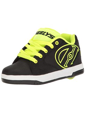 Heelys Propel 2.0 Black / Lilac Pink Confetti Ankle-High Skateboarding Shoe - 2M