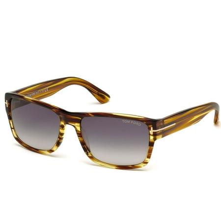 """Tom Ford Men's """"Mason"""" Rectangle Sunglasses FT0445"""