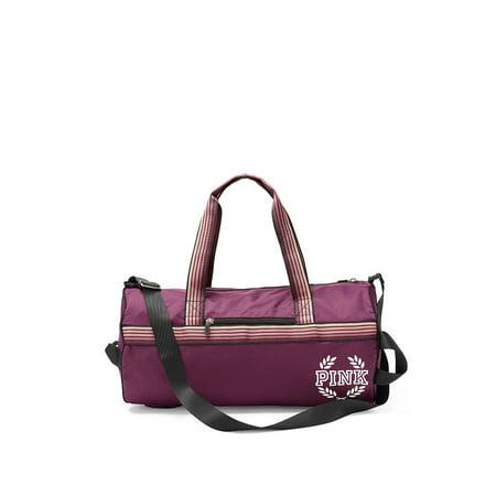 a9b2367915 Victoria s Secret PINK Gym Duffle Bag Maldive Mist - Walmart.com