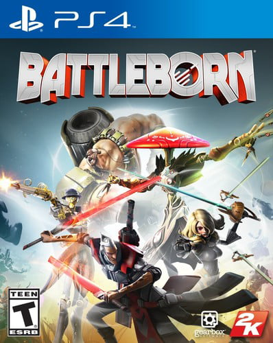 Battleborn, 2K, PlayStation 4, 71042547470 by 2K GAMES
