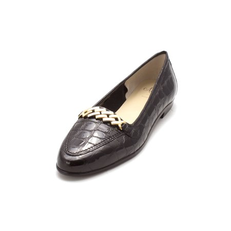 Amalfi Pumps - Amalfi By Rangoni Womens Oste Almond Toe Loafers