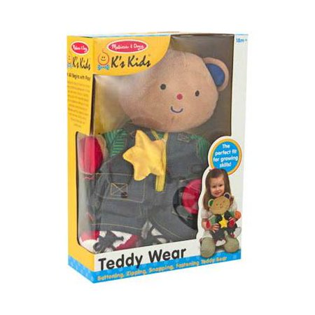 Tedy Bears (Melissa & Doug K's Kids - Teddy Wear Stuffed Bear Educational)