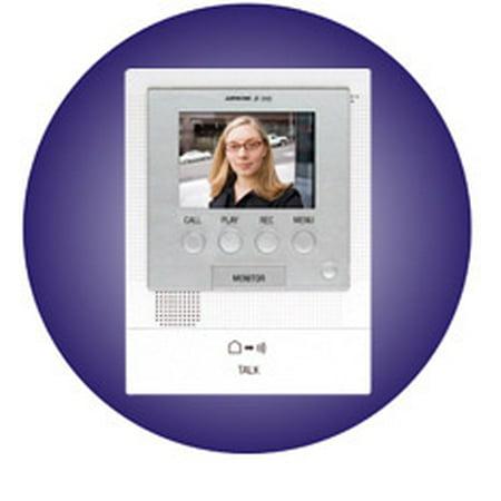 Aiphone JF-2HD 2x3 Enhanced Series Color Video Intercom Sub Station ()