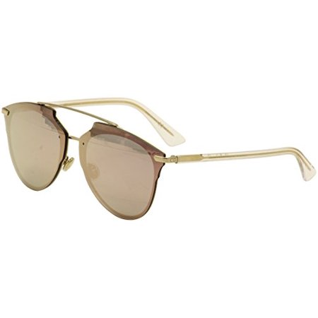 Dior Dior Reflected P S5ZRG Gold Crystal Reflected P Aviator Sunglasses Lens (Sun Glasses Dior)