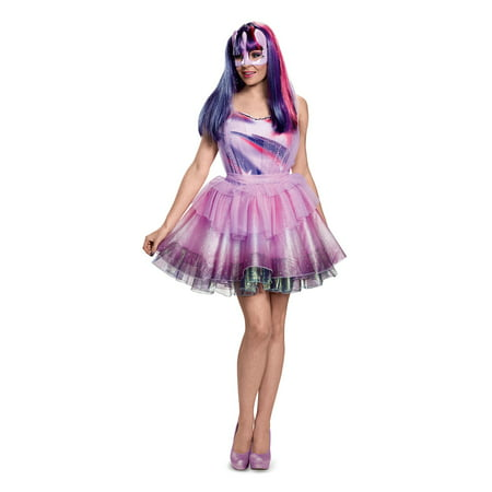 My Little Pony: Twilight Sparkle Deluxe Adult Costume (Twilight Bella Costumes)
