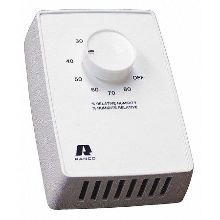 Fantech Switch (Fantech Dehumidistat, 120V, 7.5 Amps   FH 20)