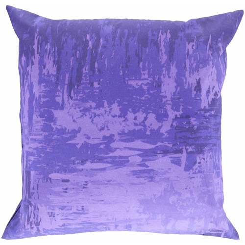 Art of Knot Cotton Decorative Pillow with Down Fill