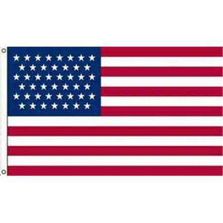 Xarisma Us4x6nusa1 Americas Flag 4 In  X 6 In  Nylon