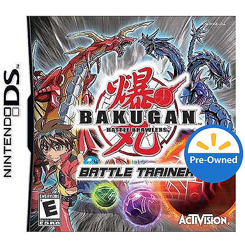 Bakugan: Battle Trainer (DS) - Pre-Owned