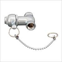 EZ-FLO 10789 Self-Closing Pull Chain Shower Valve, Chrome