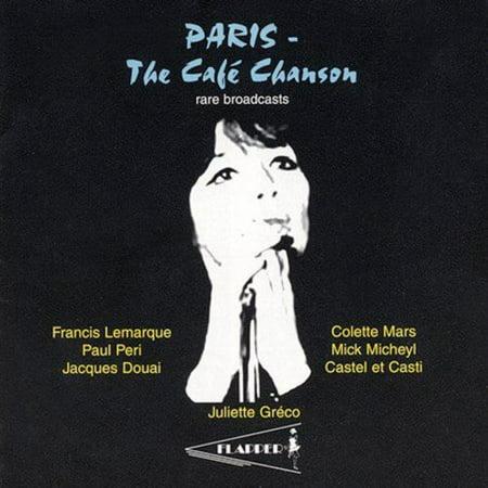 Paris: Cafe Chanson / Various - Chansons Halloween
