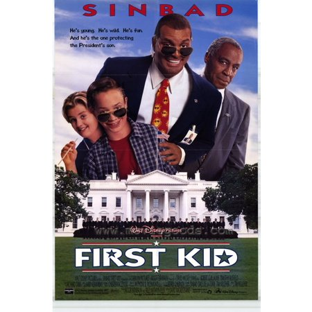 First Kid POSTER Movie (27x40)