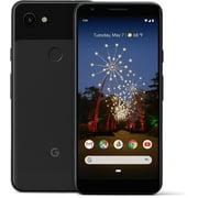 Google Google Pixel 3a XL 64GB Just Black (Unlocked) Refurbished Grade B+