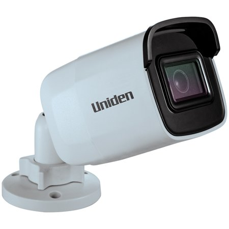 Uniden UC8400 4-Camera 1080p Outdoor Security Cloud System with 9-Port PoE Switch
