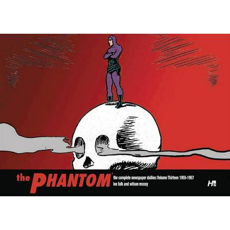 (The Phantom the Complete Newspaper Dailies: Volume Thirteen 1955-1956)