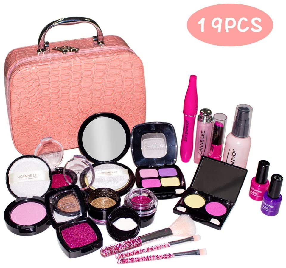 Pretend Makeup Kit For Girls Kids